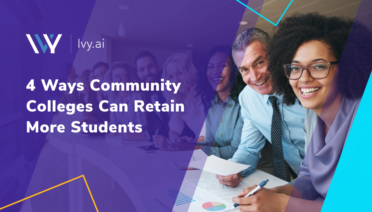 retention in community colleges