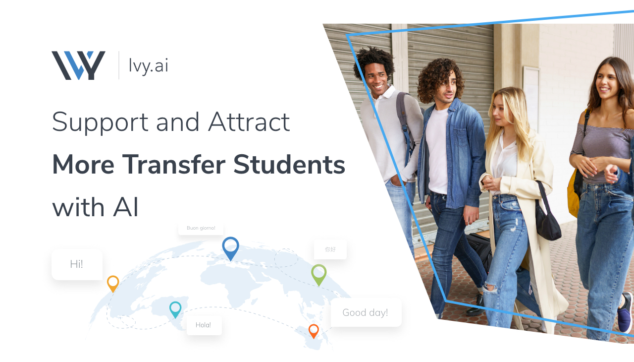 Supporting and attracting more transfer students